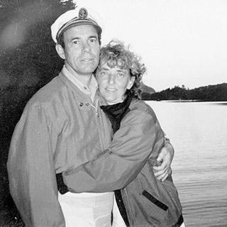 Denis Samson, 45 ans, Hélène Racine, 48 ans
